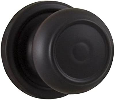 Weslock 00610Z1Z1SL20 Savannah Knob, Oil-Rubbed Bronze