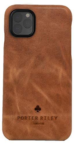 Porter Riley - Lederhülle für iPhone 11 Pro (5.8