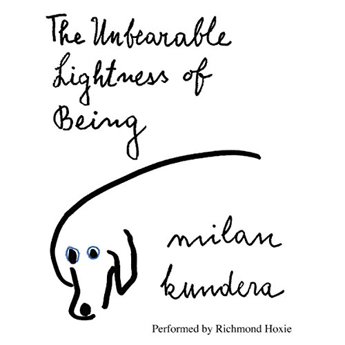 The Unbearable Lightness of Being     A Novel              By:                                                                                                                                 Milan Kundera,                                                                                        Michael Henry Heim (translator)                               Narrated by:                                                                                                                                 Richmond Hoxie                      Length: 9 hrs and 37 mins     1,122 ratings     Overall 4.3