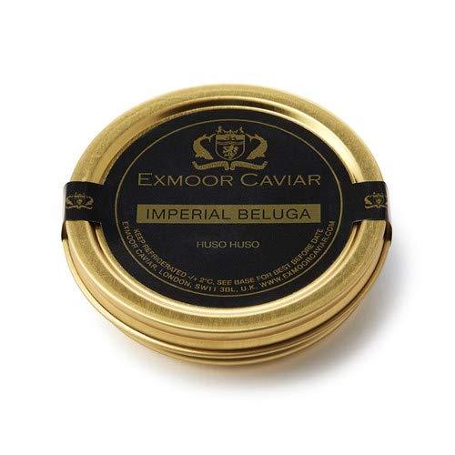 Exmoor Caviar Imperial Beluga Caviar 30g