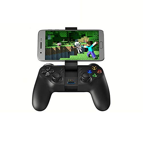 DZSF Gamepad para PS3 Controller Bluetooth 2.4Ghz Wired SNES NES N64 Joystick PC para Playstation 3 MCU Chip Backlight