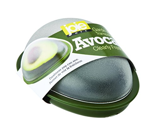 MSC International 33005 CLEAR COVER AVOCADO POD, Green