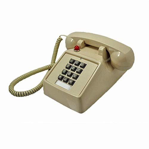 Sxrdz Teléfono fijo para el hogar EUROPEO ANTIGUO TELÉFONO Teléfono Teléfonos Teléfonos de Teléfonos Ancianos Retro Teléfono, Teléfono con cable para el hogar y la decoración, teléfonos retro creativo