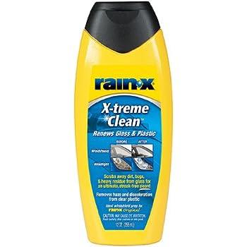 Rain-X 5080217 X-treme Clean Glass Cleaner - 12 fl oz.