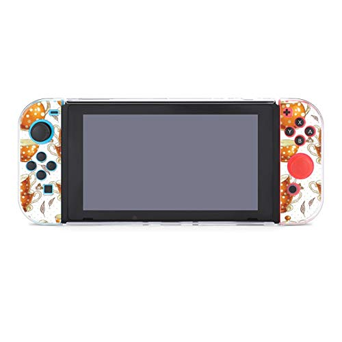 Schutzhülle für Nintendo Switch, Tassen mit Tee und Töpfen, langlebige Schutzhülle für Nintendo Switch und Joy Con