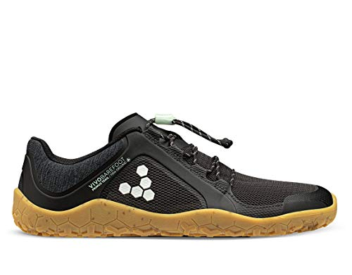 Vivobarefoot Primus Trail Fg Women, Recycled Breathable Mesh Off-Road Shoe with Barefoot Firm Ground Sole