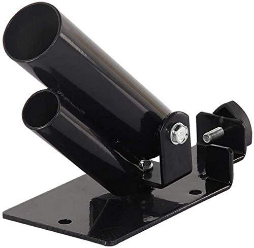 WYJW Entrenador de Barra, Plataforma de Remo con Barra en T de 360 °, para Remo con Barra en T de 25 mm y 50 mm, la Familia Hace Entrenamiento físico