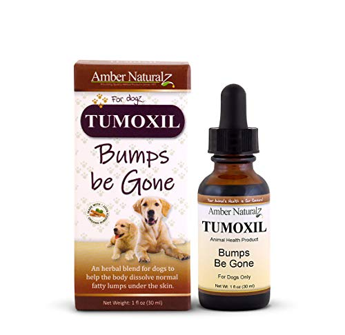 AMBER NATURALZ - TUMOXIL - Bumps Be Gone - for Dogz - 1 Ounce