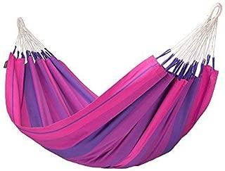La Siesta Orquidea Purple - Cotton Single Classic Hammock , Orquídea Purple - ORH14-7