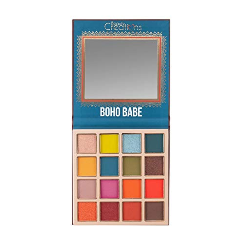 Beauty Creations Boho Babe Eyeshadow Palette
