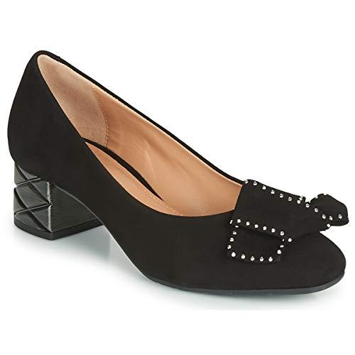Perlato 11320-cam-noir Pumps Damen Schwarz - 41 - Pumps Shoes