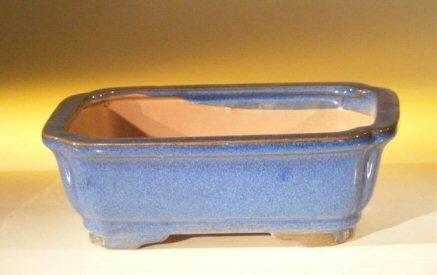 JM BAMBOO Ceramic Bonsai Pot - Rectangle8.0' x 6' x 2.5'H