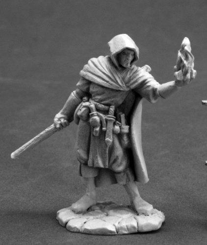 Ellus Mann, Wizard Dark Heaven Legends Miniature
