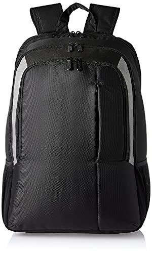 Amazon Basics - Mochila para portátil de 15 pulgadas - Color Negro