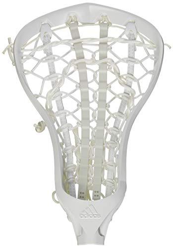 adidas Performance Fierce Lacrosse Head, White, Size 10