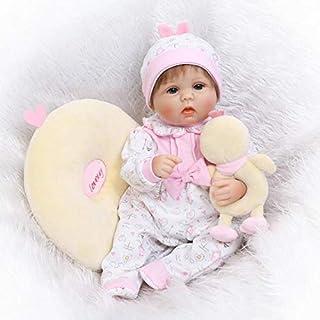 16-18 pollici bambole Babygro e Bavaglino. 16-18 Pollici altezza bambole Sleeper Tutina e Bavaglino
