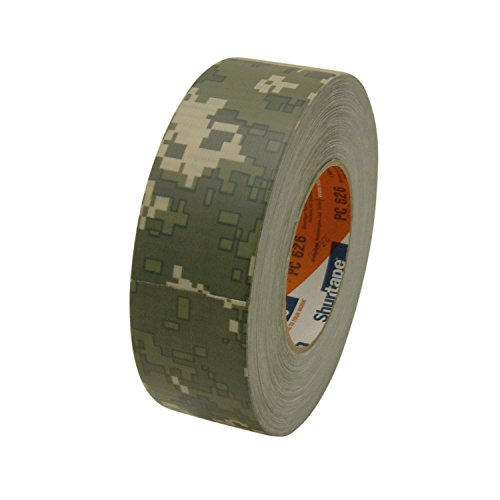 Shurtape PC-626 Tarnungs-Klebeband: 2 in. x 60 yds. (ACU Digital Camouflage)