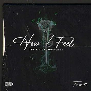How I Feel - The EP
