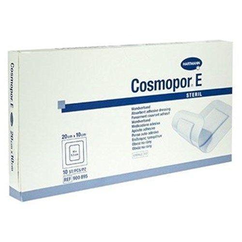 Cosmopor E Sterile Wundkompresse, selbstklebend, 20 x 10 cm, 25 Stück