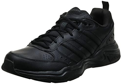 adidas Strutter, Sneaker Hombre, Negro Core Black Core Black Grey, 42 EU