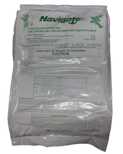 Applied Biochemists 392550A Navigate A Selective Herbicide, 50 lbs
