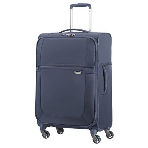 Samsonite Uplite Spinner 67/24 Erweiterbar Koffer, 67 cm, 79.5 Liter, Blau