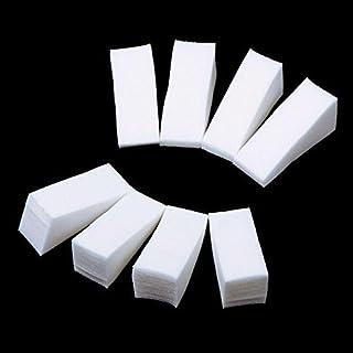 Niome 16pcs Gradient Nails Soft Sponges for Color Fade Manicure Nail Art Accessories