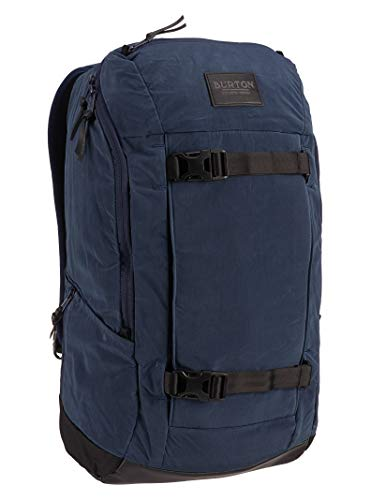 Burton Kilo Pack 2.0 Waxed Blau, Daypack, Größe 27l - Farbe Dress Blue Air Wash