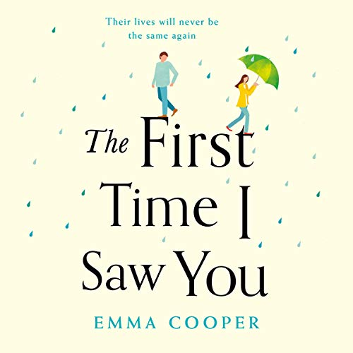 The First Time I Saw You audiobook cover art