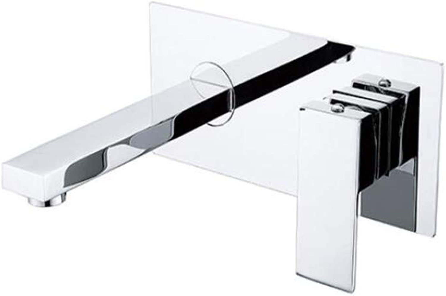 GCCLCF In-wall concealed faucet with pre-embedded hot and cold water faucet