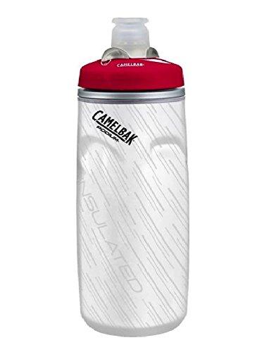Camelbak 620 ml Crimson Podium Chill 21 Oz Insulated Water Bottle Trinkflasche, Mehrfarbig