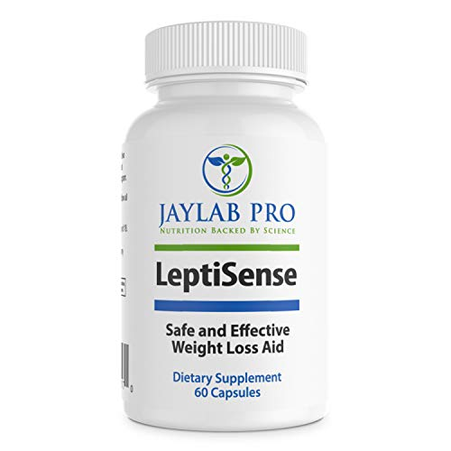 JLP- Leptisense Registered Dietitian Formulated-Leptin Supplements for Weight Loss-Leptin Resistance Supplements-Weight Loss Resistance-Leptin Support- Appetite Suppressant-No Caffeine Stimulant