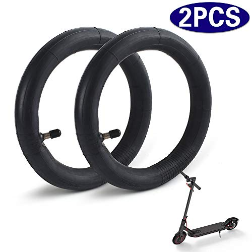 LotFancy 8.5 Inch Inner Tube for Xiaomi M365 Electric Scooter, 8-1/2