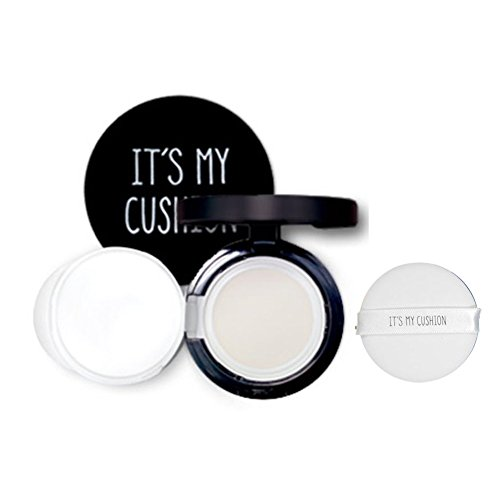 Its My Cushion Case DIY BB Cushion Pact cosmetic Case with Sponge, internal case, Make your own cosmetic case (Cushion Case (Black)) by Its My Cushion