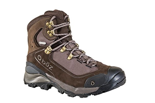 Oboz Wind River III B-Dry Hiking Shoe - Men's Bark Brown 11