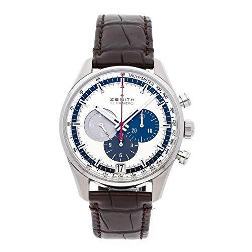 Zenith El Primero 36'000 VPH reloj para hombre – 03.2040.400/69.C494