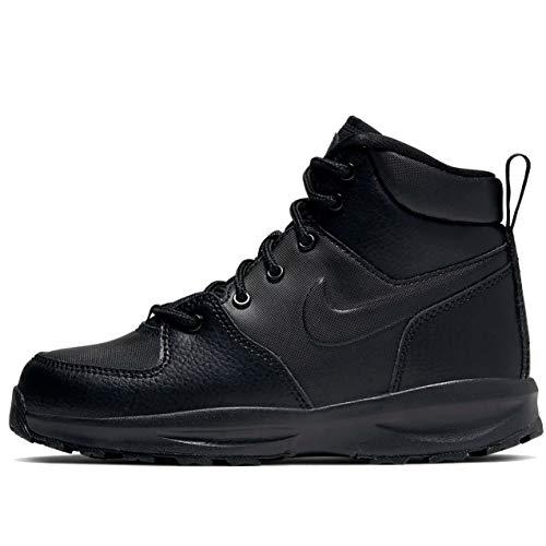 Nike Manoa Little Kids Bq5373-001, Nero (Nero/Nero/Nero), 46 EU