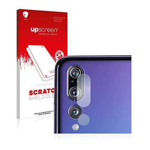 upscreen Schutzfolie kompatibel mit Huawei P20 Pro (nur Kamera) – Kristallklar, Kratzschutz, Anti-Fingerprint