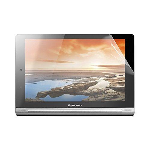 eFabrik Display Schutzfolie für Lenovo Yoga (10 Zoll) HD+ Folie Kratzfest Tablet Zubehör Anti-Beschlag Crystal Clear Screen Kristallklar Transparent