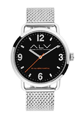 Alviero Martini ALV0068 Milana-Kern-Uhr mit Ziffern