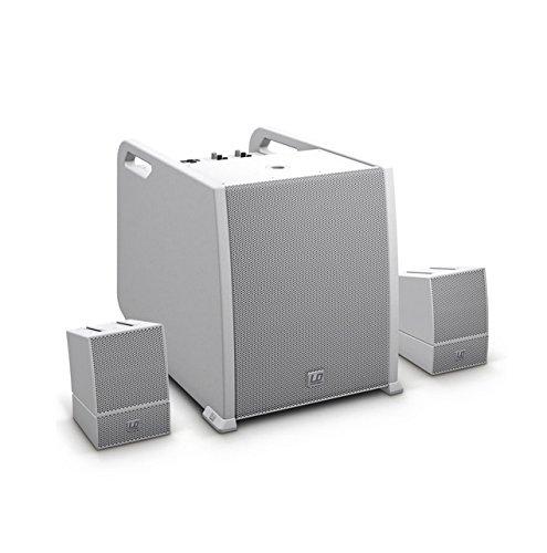 LD Systems Curv 500 AVS W Lautsprecher-Set (Universal, Verstärker, D, AC, Wired & Wireless, 122 x 122 x 122 mm)