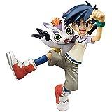 GWLJW Tyrannosaurus Digimon Joto Goma Beastボックスアニメキャラクターモデルアクションフィギュア漫画おもちゃ像人形のアニメ愛好家コレクション装飾誕生日プレゼント (Color : Default)