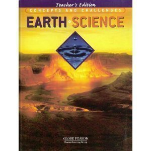 Concepts And Challenges Earth science, Teacher's Edition [Hardcover] Leonard Bernstein