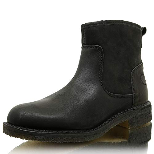 Ca'Shott 16042 Bandalero Damen Winter Stiefelette (38, 340 Black)