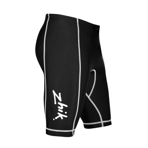 Zhik Spandex Rash Shorts - Black XXL