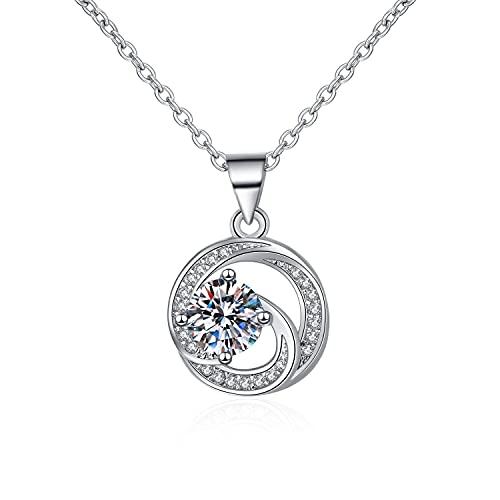 Compromiso de bodaromántica de moda diamond fashion gift sun flower guirnalda colgante collar