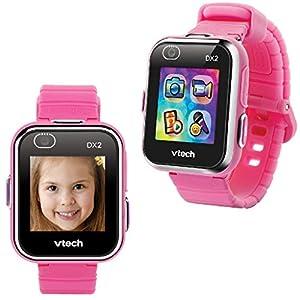 VTech Kidizoom SmartWatch DX2 Roze - Electrónica para niños (De plástico, CE, 5 año(s), 13 año(s), Holandés, 127 mm)