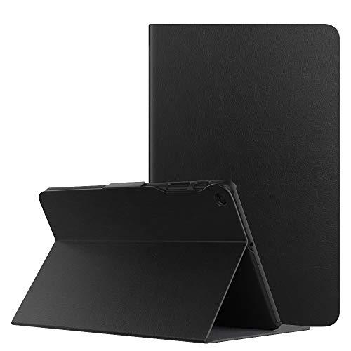 MoKo Hülle Angepasst für Samsung Galaxy Tab A 10.1 2019, Stoßfest Ledertasche Schutzhülle, Standfunktion Ideal für Galaxy Tab A 10.1
