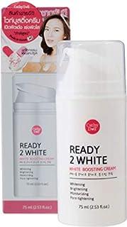 New Ready 2 White White Boosting Cream 75 ml. by karmart Cathy Doll