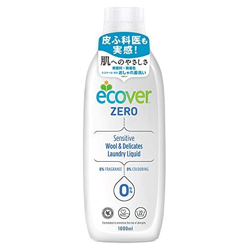 Ecover Detergente Liquido Prendas Delicadas Zero 1